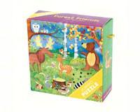 Forest Friends Jumbo Puzzle 25 pcs-CB9780735339989