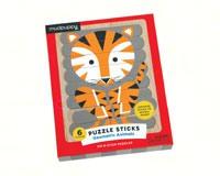 Geometric Animals Puzzle Stick-CB9780735347533