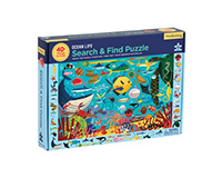 Ocean Life Search and Find Puzzle-CB9780735351974
