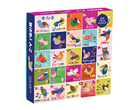 Birds A to Z Puzzle 500 pcs-CB9780735353220