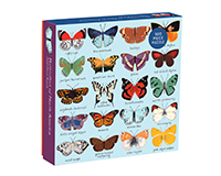 Butterflies of NA Puzzle 500 pcs-CB9780735353237