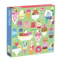 Cat Cafe Puzzle 500 pcs-CB9780735355859
