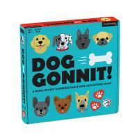 Dog-Gonnit! Board Game-CB9780735356030