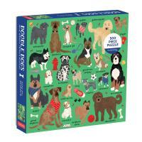 Doodle Dogs Puzzle 500 pcs-CB9780735357310