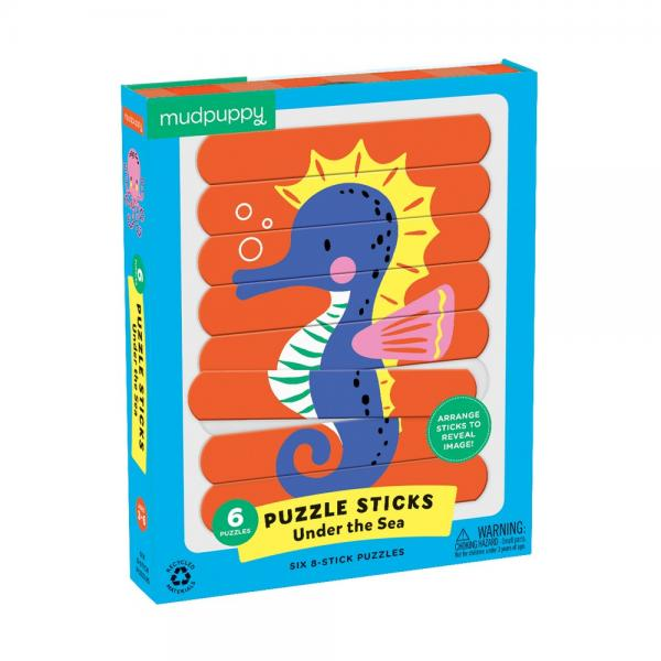 Under the Sea Double Sided Puzzle