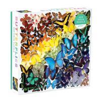 Rainbow Butterflies Puzzle 500-CB9780735362567