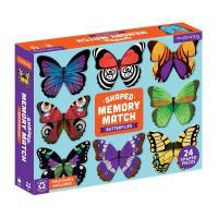 Butterflies Puzzle 24 pcs-CB9780735363267