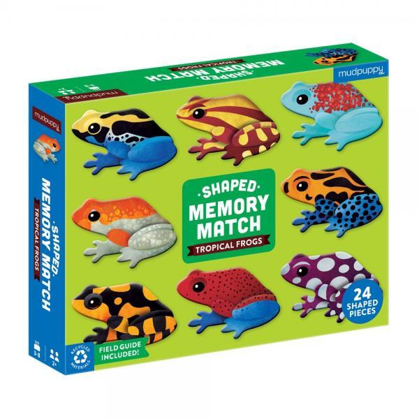 Tropical Frogs Puzzle 24 pcs