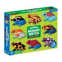 Tropical Frogs Puzzle 24 pcs-CB9780735363274