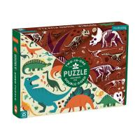 Dinosaur Dig Double Sided Puzzle-CB9780735363731