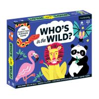 Who's in the Wild? Guessing Game-CB9780735363779