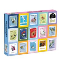 Birds of the World Puzzle 1001-CB9780735365186