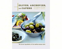 Olives, Anchovies, and Capers Cookbook-CB9780811824941