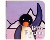 Little Penguin Finger Puppet Book-CB9780811863551