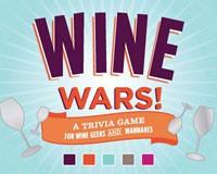 Wine Wars! Trivia Game-CB9780811868341