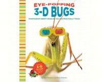 Eye-Popping 3-D Bugs-CB9780811877725