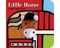 Little Horse Finger Puppet Boo-CB9781452112497