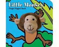 Little Monkey Finger Puppet Bo-CB9781452112503