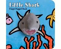 Little Shark Finger Puppet Boo-CB9781452112510