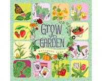 Grow A Garden Matching Game-CB9781452114576