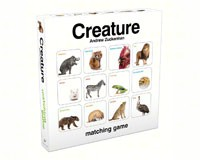 Creature Matching Game-CB9781452117232