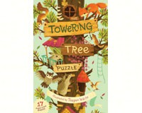 The Towering Tree Puzzle-CB9781452145419