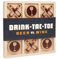 Drinking Game Tic-Tac-Toe-CB9781452155173