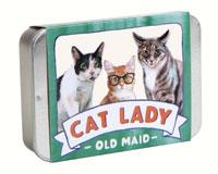 Cat Lady Old Maid-CB9781452160351