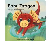 Baby Dragon Finger Puppet Book-CB978145217077