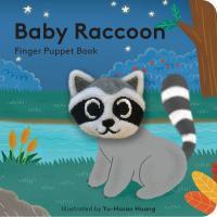 Baby Raccoon: Finger Puppet Book-CB9781452170800