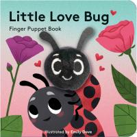 Little Love Bug: Finger Puppet Book-CB9781452181745