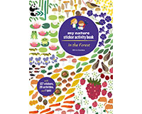 In the Forest My Nature Sticker Activity Book by Olivia Cosneau-CB9781616897857