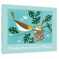 Birds & Words by Charley Harper-CB9781623261139