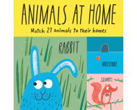 Animals at Home Matching Game-CB9781786270276