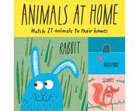 Animals at Home Matching Game-CB9781786270276