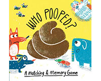 Who Pooped? Matching & Memory Game-CB9781786273734