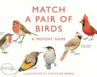 Match a Pair of Birds Memory Game-CB9781856699662