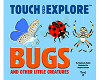 Touch and Explore: Bugs-CB978240800433