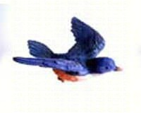 bluebird Window Magnet-CC52005