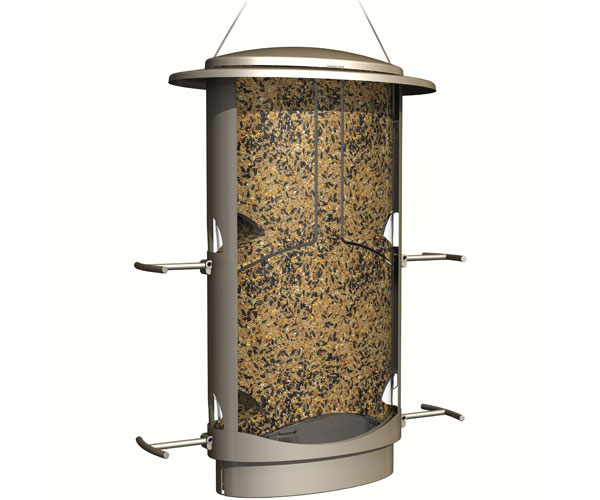Squirrel-Proof X-1 Seed Feeder