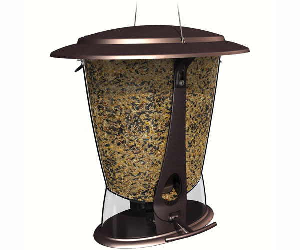 Squirrel-Proof X-2 Seed Feeder