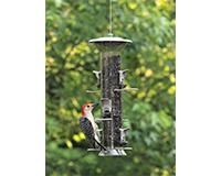 Harmony Seed feeder  (holds 2 lbs)-CLASSIC23