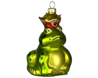 The Frog Prince Ornament COBANEA219