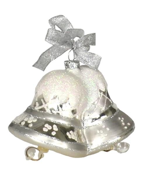 Merry Bells Silver Ornament (COBANEA252)
