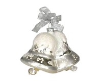 Merry Bells Silver Ornament-COBANEA252