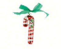 Candy Cane Ornament-COBANEA343