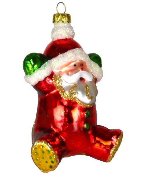 PJ Santa Ornament (COBANEB217)