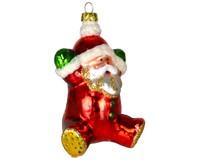 PJ Santa Ornament-COBANEB217