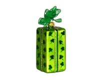 Xmas Surprise TL Shamrocks Ornament-COBANEB277