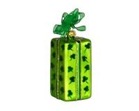 Xmas Surprise TL Shamrocks Ornament COBANEB277